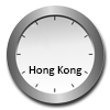Dial clock Hong Kong