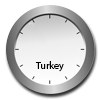 Dial clock Turkey